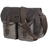 Barbour Mayburgh Tarras Bag - Waxed Cotton