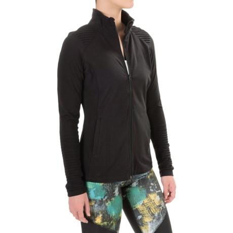 Steve Madden Moto Jacket - Full Zip (For Women)