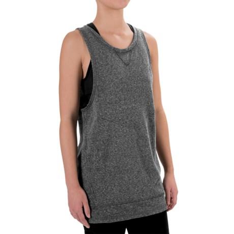 Steve Madden Lace-Up Tunic Shirt - Sleeveless (For Women)