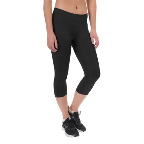 PONY Fitted Capris (For Women)