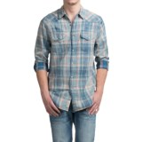 Lucky Brand Santa Fe Western Shirt - Snap Front, Long Sleeve (For Men)