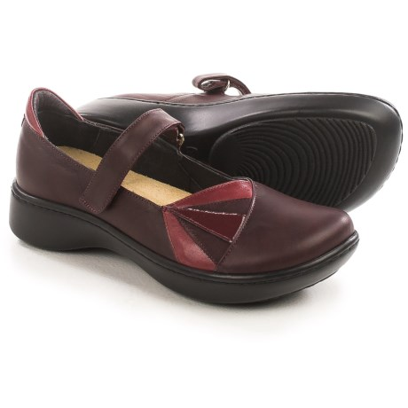 Naot Adriatic Mary Jane Shoes - Leather (For Women)