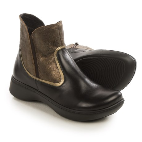 Naot Surge Ankle Boots - Leather (For Women)