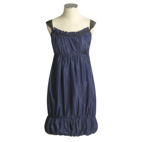 Donna Ricco New York Taffeta Dress - Sleeveless, Bubble Hem (For Women)