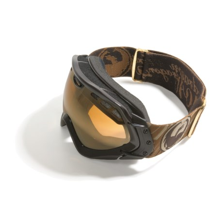 Dragon Alliance Mace Snowsport Goggles - Spherical Lens