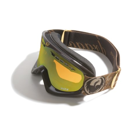 Dragon Alliance DX Snowsport Goggles (For Men and Women)