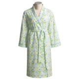 Needham Lane Flannel Robe - Cotton (For Women)