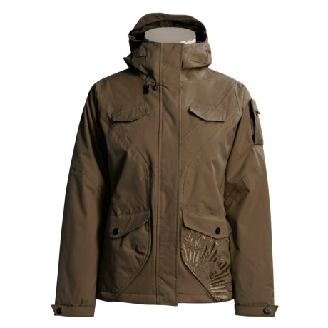 Salomon Temptress Ski Jacket - Insulated (For Women)