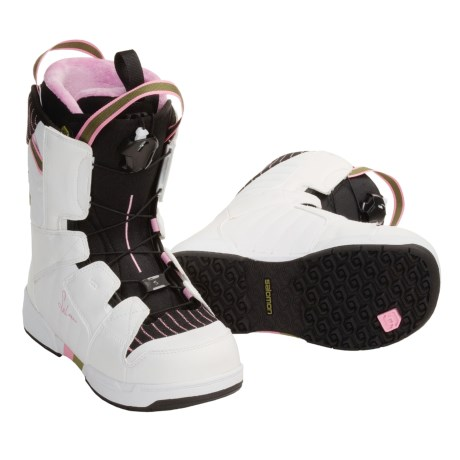 Salomon Dawn Snowboard Boots (For Women)