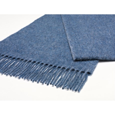 Moon 100% Lambswool Scarf (For Men and Women)