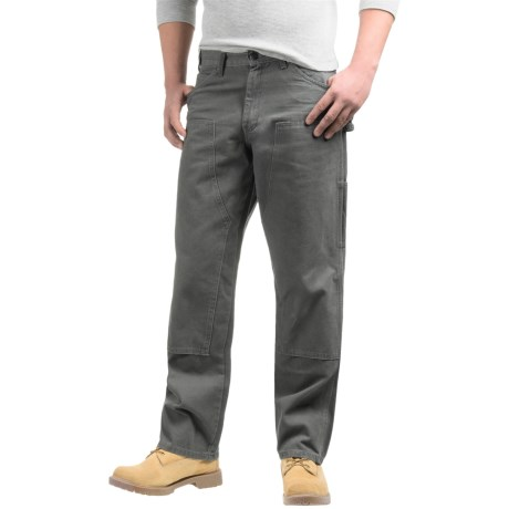 Dickies Double-Front Duck Pants - Relaxed Fit, Straight Leg (For Men)