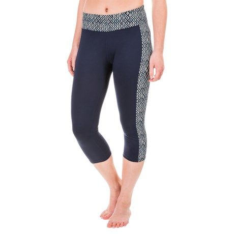 Soybu Toni Capri Leggings - UPF 50+ (For Women)