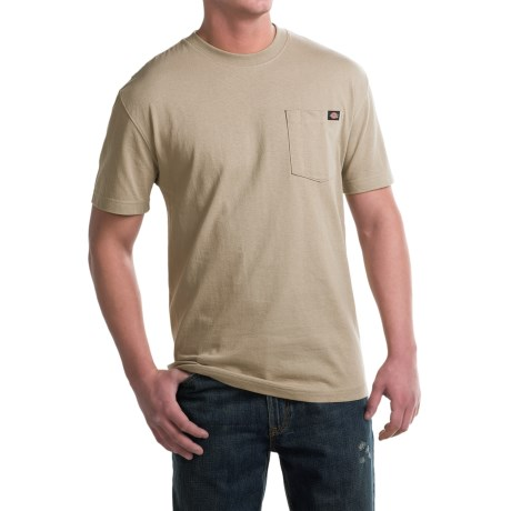 Dickies Heavyweight Cotton T-Shirt - Short Sleeve (For Men)