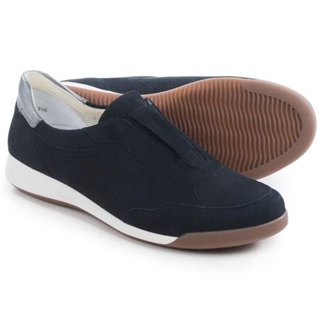 Ara Roksana Slip-On Shoes - Nubuck (For Women)
