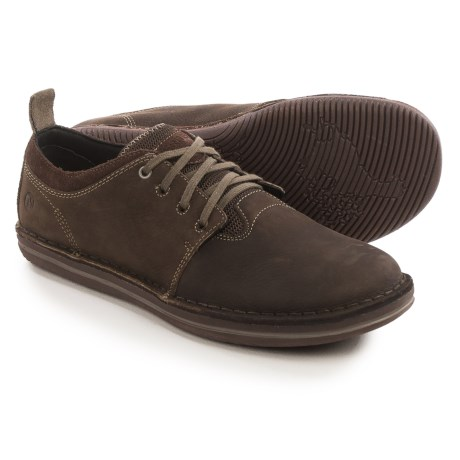 Merrell Bask Sol Lace Shoes - Leather (For Men)