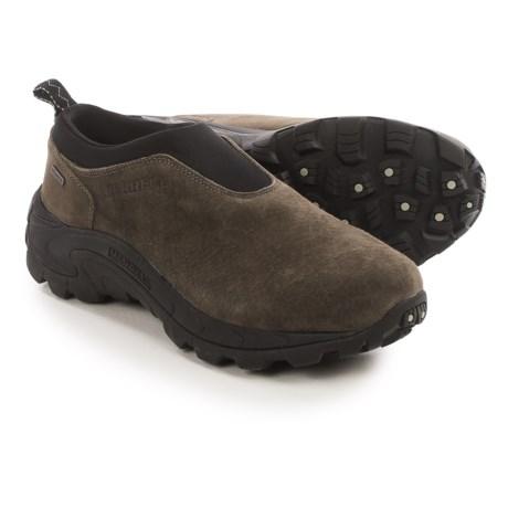 Merrell Winter Moc II Shoes - Waterproof, Suede (For Men)