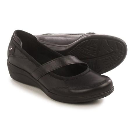 Hush Puppies Velma Oleena Mary Jane Shoes - Leather (For Women)