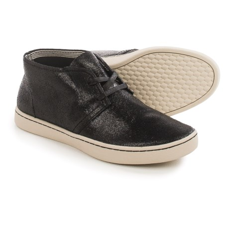 Hush Puppies Cille Gwen Chukka Boots - Suede (For Women)