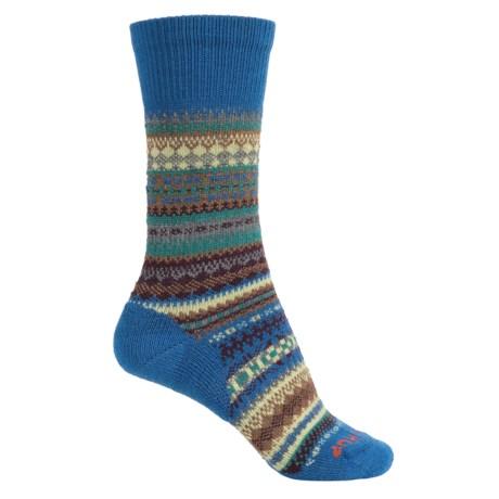 SmartWool CHUP Bergen Socks - Merino Wool, Crew (For Women)