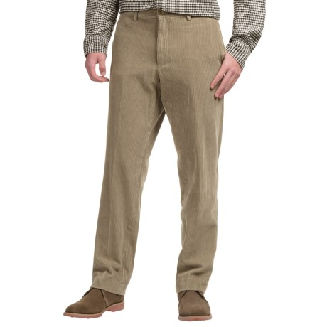 Bills Khakis M2 Standard Fit Corduroy Pants (For Men)