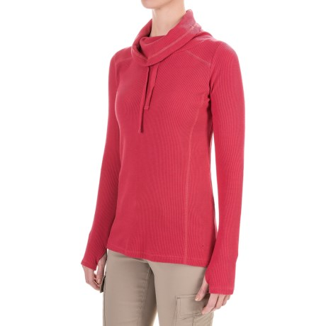 Gramicci Celestina Thermal Turtleneck - Long Sleeve (For Women)