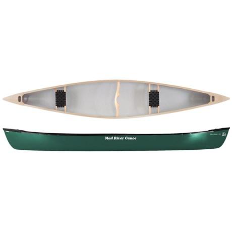 "Mad River Journey Canoe - 16'7"""