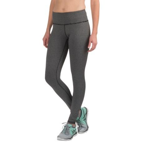 RBX Tempo Jacquard Leggings (For Women)