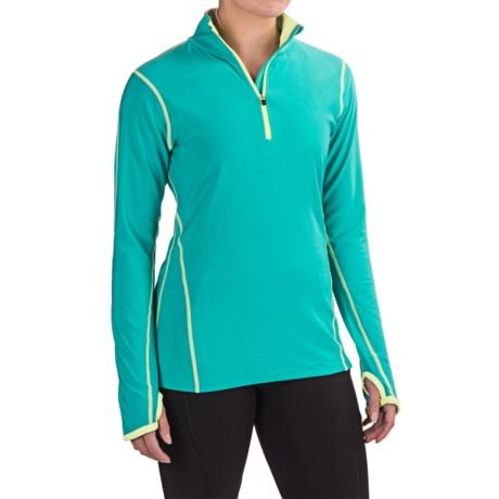 RBX Zip Neck Jacket (For Women)