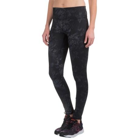 RBX Running PaZipped Leggings (For Women)
