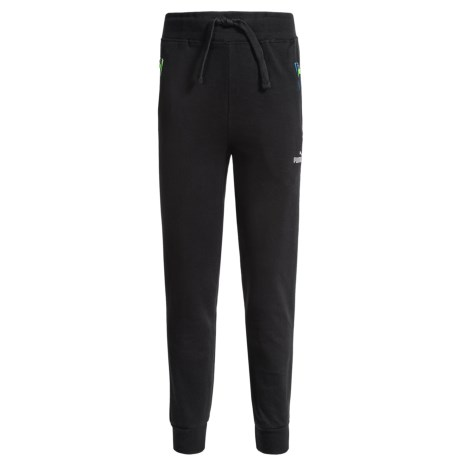 Puma Fleece Joggers (For Big Boys)