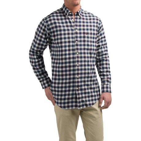 Southern Proper Southern Shirt - Brushed Cotton, Long Sleeve (For Men)