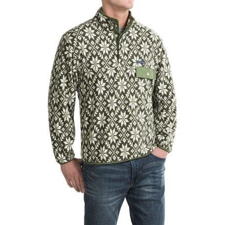 Southern Proper Polarfleece® Sweater - Snap Neck (For Men)