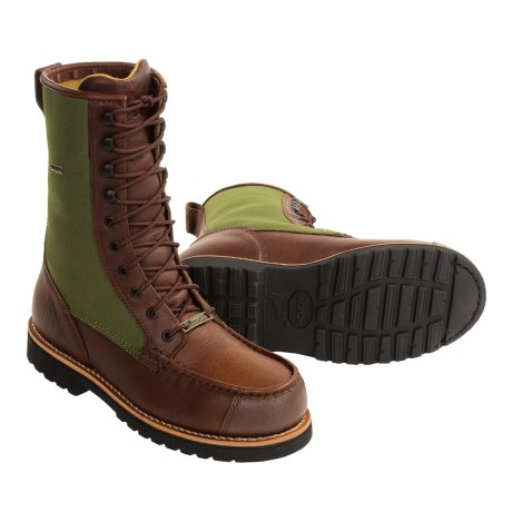 Rocky Shoes & Boots Gore-Tex® Upland Hunting Boots - Waterproof, Kangaroo Leather (For Men)