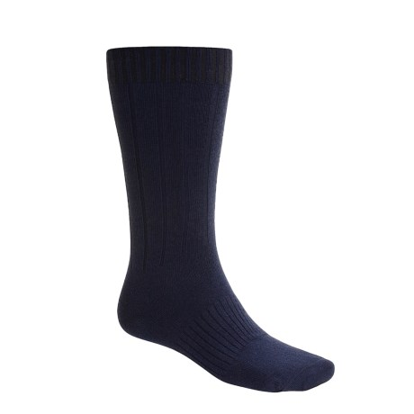 Goodhew Milan Socks - Merino Wool, Mid Calf (For Men)
