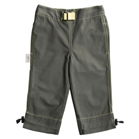 Mountain Sprouts Scree Capri Pants (For Infants)