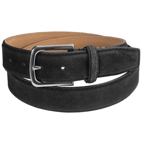 Cole Haan 35mm Suede Belt (For Men)