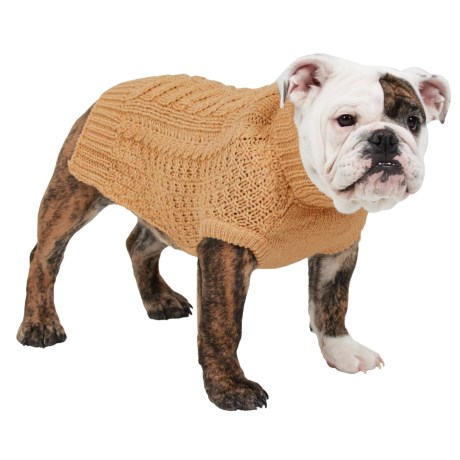 FabDog Fab Dog Chunky Sweater