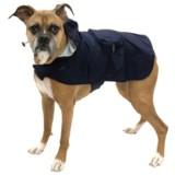 FabDog Fab Dog Packaway Dog Rain Coat