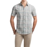 Royal Robbins Shasta Plaid Shirt - Short Sleeve (For Men)