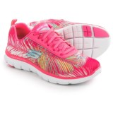 Skechers Flex Appeal 2.0 Tropical Sneakers (For Women)