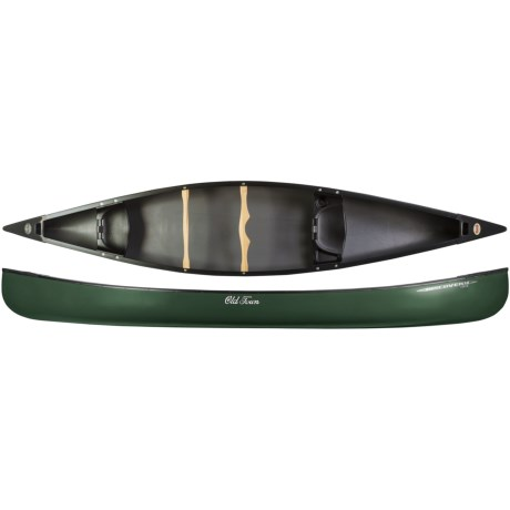 """Old Town Discovery 158 Canoe - 15'8"""""""