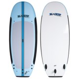 Surftech Blacktip Wide Stand-Up Paddle Board with Paddle - 8'