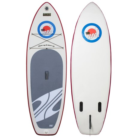 Boardworks The Mod Inflatable Stand-Up Paddle Board - 9'6""