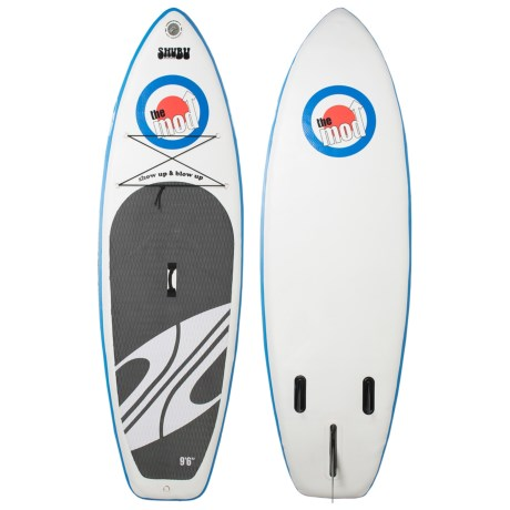 """Boardworks The Mod Inflatable Stand-Up Paddle Board - 9'6"""""""
