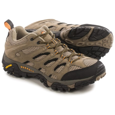 Merrell Moab Ventilator Hiking Shoes (For Men)