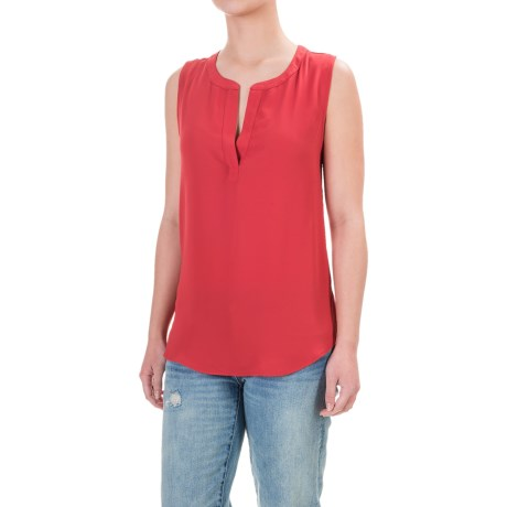 Specially made Split-Neck Tank Top (For Women)