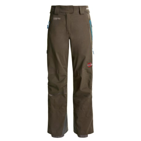 Mammut Nirvana Snowfly Gore-Tex® Pants - Waterproof Soft Shell (For Women)