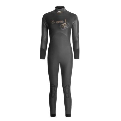 Camaro 4/3 mm Wetsuit - Semi-Dry (For Women)