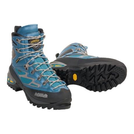 Asolo Broad Peak Climbing Gore-Tex® Boots - Waterproof (For Women)