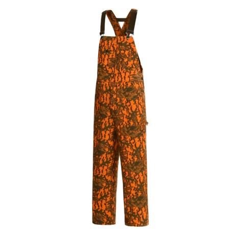 Woolrich Camwoolflage Bib Overalls (For Men)